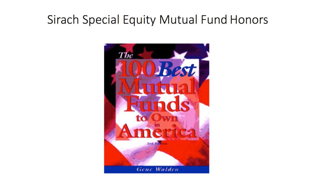 100 Best Mutual Funds, by Gene Walden